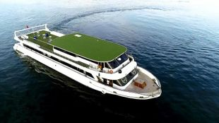 40mt blt 2010 PASSENGER SHIP FOR SALE