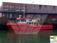 21m / 11knts Survey Vessel for Sale / #905G