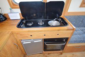 Cooker / fridge