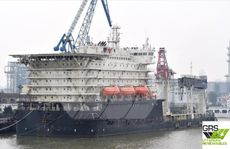 116m / 684 pax Accommodation Ship for Sale / #1091410