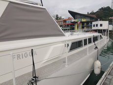 Unique Classic German Cabin Cruiser, Langkawi