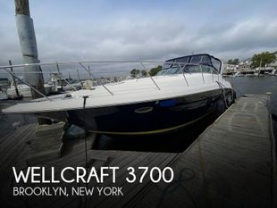 2003 Wellcraft 3700 Excalibur