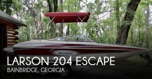 2009 Larson 204 Escape