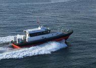 16 Meter Steel Pilot Boat  12pax
