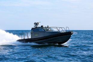 Norsafe Munin S1200 Patrol boat