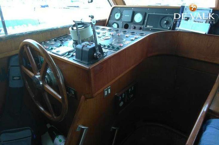1978 Motor Sailer