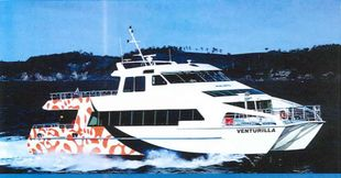 2x Passenger Cat Ferries