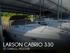 2001 Larson Cabrio 330