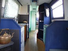 Sleepy Jean - 57' Narrowboat