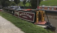 William No 102, 1995 55' Tug Style