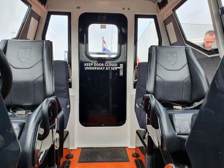 Gemini WR1060 GRP Cabin RIB for sale or charter