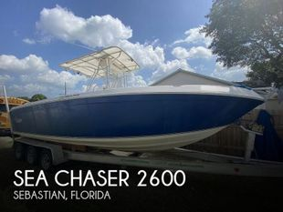 2007 Sea Chaser 2600 Offshore