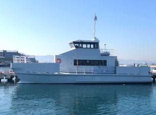 2019 Crew Boat - Wind Farm Vessel For Sale