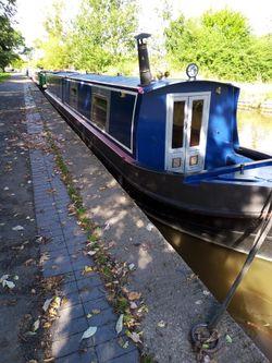 60' Traditional Narrowboat