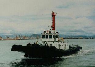 Z-Peller Tug Boat