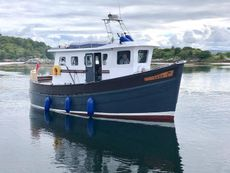 40' Converted Fishing Boat