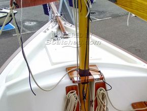 Character Boats - Post Boat  - Foredeck