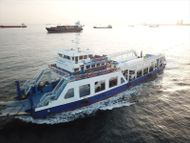 SMALL DOUBLE ENDED RORO FERRY