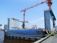 4500DWT Casson Dock