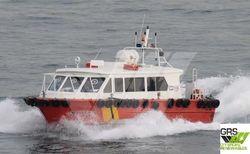 12m / 29 pax Crew Transfer Vessel for Sale / #1116967