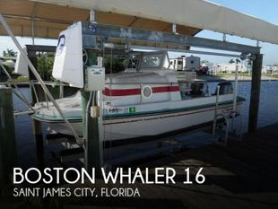 1970 Boston Whaler Menemsha 16