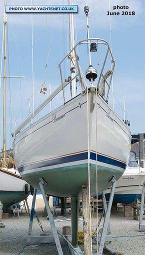 Ashore bow