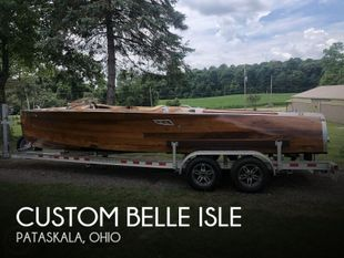 2014 Custom Belle Isle