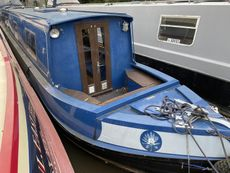 Lovely 58ft Semi trad with reverse layout