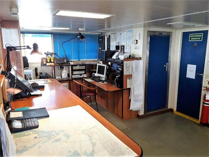 2003 Research - Survey Vessel For Charter