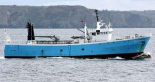 MULTI PURPOSE VESSEL  FISHERIES RESEARCH