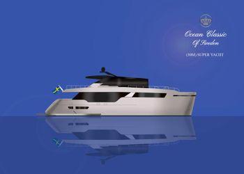 30m yacht
