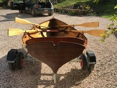 Iain Oughtred designed 12ft Acorn