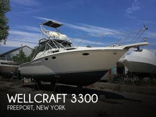 1989 Wellcraft 3300 Coastal