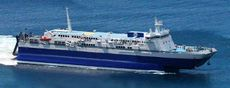 328' FAST ROPAX FERRY