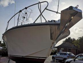 Coronet 32 Oceanfarer  - Bow