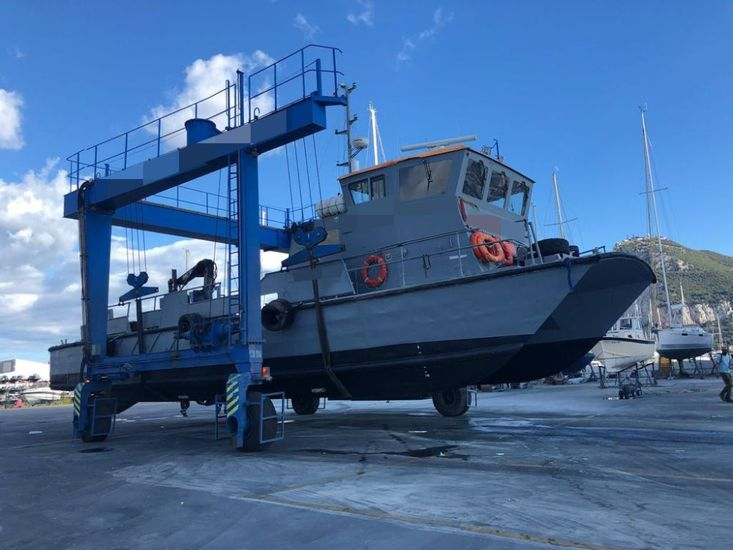 1986 Workboat For Sale