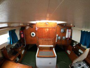 Quarter berth