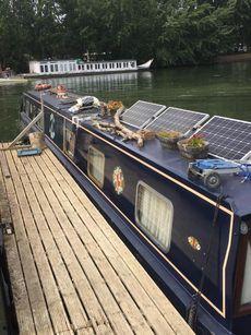 69ft narrow boat