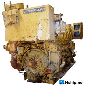 Caterpillar 3508TA    mship.no