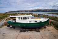 2021 Barge 49' Barge Yacht New Build