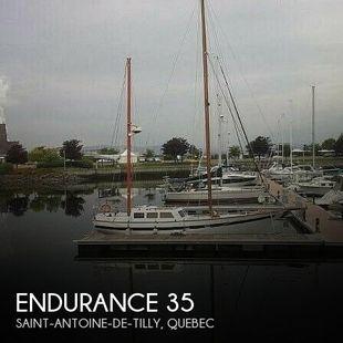 2001 Endurance 35