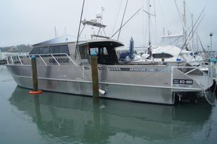 Alloy Catamaran