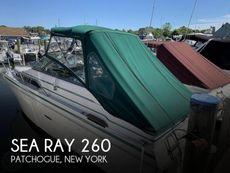 1985 Sea Ray 260 Sundancer