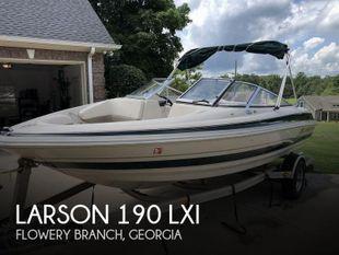 2001 Larson 190 LXI