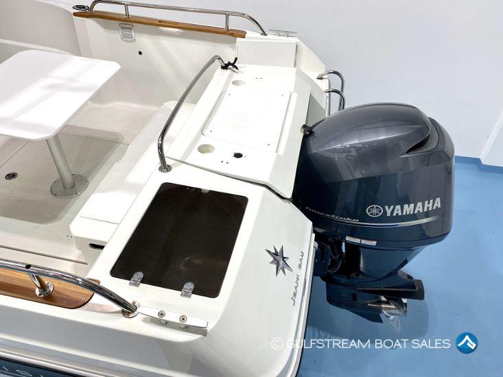 2016 Jeanneau Merry Fisher 695 Marlin with Yamaha 150HP