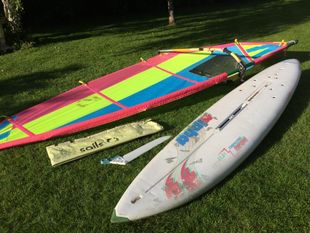 Windsurfer (Beginner Intermediate)