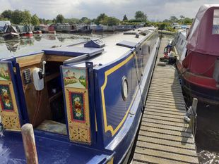 Duchess 62ft Trad built 1993 by R & D Fabrications £44,995