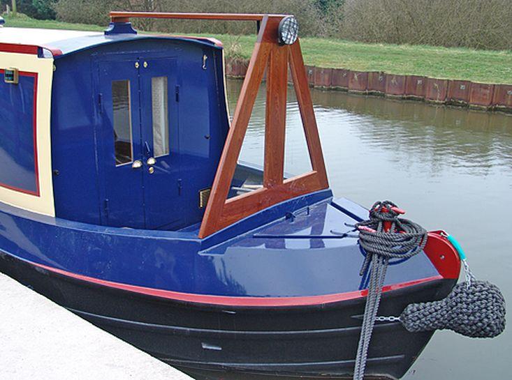 50ft Luxury Narrowboat