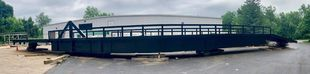 2018  180′ x 12′ Floating Bridge or 2 Barges with Ramps