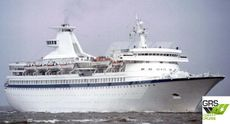 168m / 850 pax Cruise Ship for Sale / #1008656